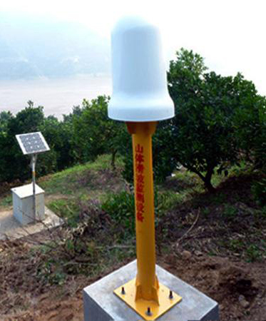 地质灾害在线监测及预警系统
