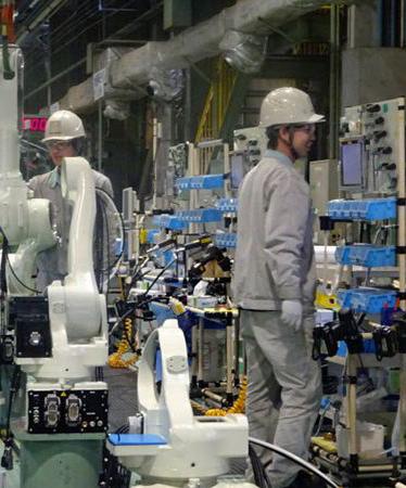 化工业工厂人员定位及数据管理系统