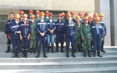 江西漂塘钨矿24通道微震监测系统